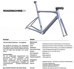 BMC Roadmachine Technik